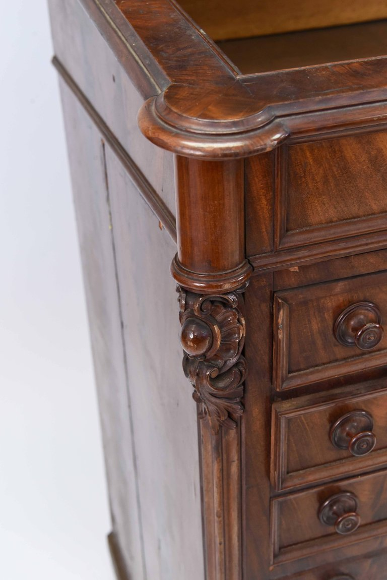 19th Century Apothecary Style Multi Drawer Cabinet