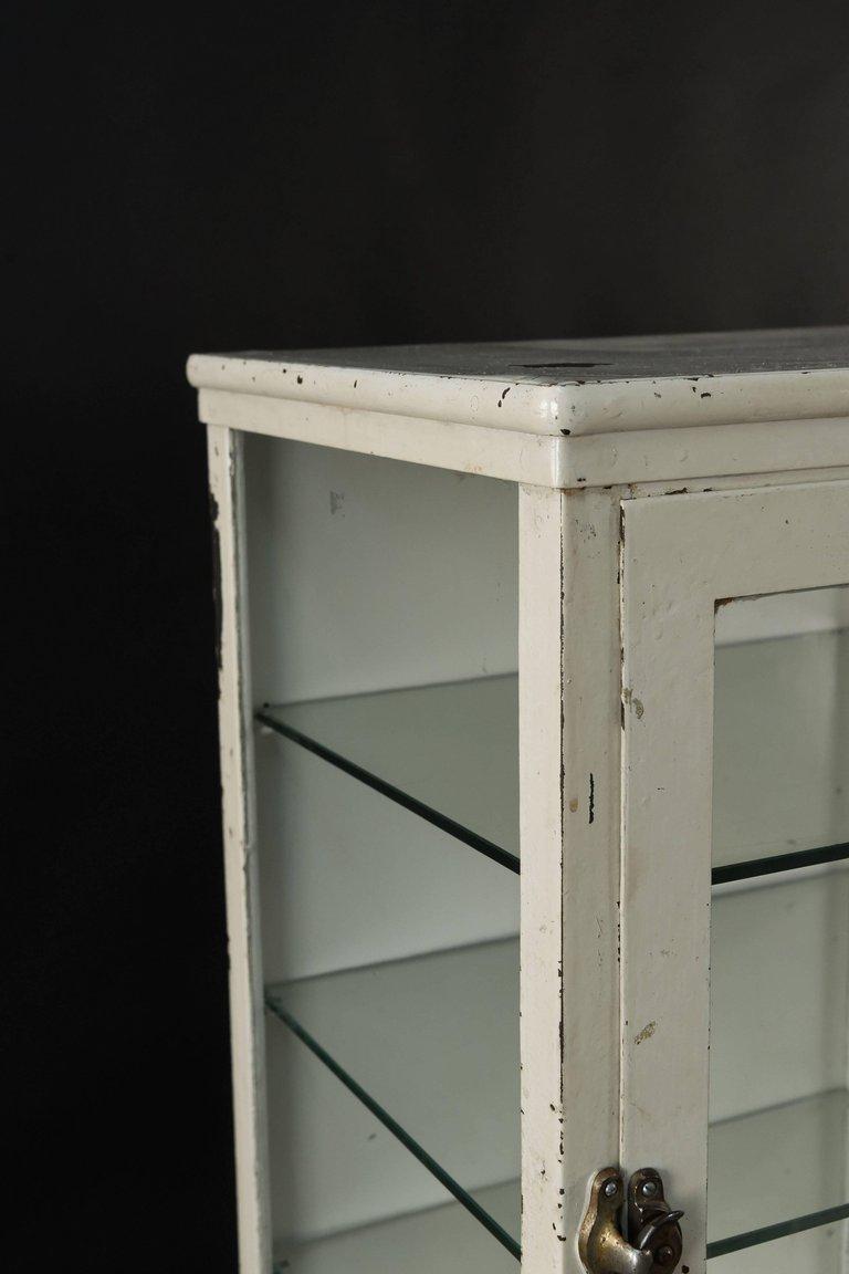 Antique Medicine Cabinet West Port Auction